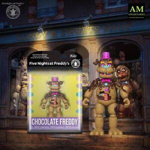Funko - Cinque Nights At Freddy - Chocolate Action Figura - Nuovo / Conf. Orig.