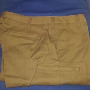 WearGuard UPS United Parcel Service Uniform WMN HEAVYWEIGHT PANT Size (12) (32)