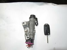 VW TRANSPORTER T5 IGNITION BARREL SWITCH AND KEY MANUAL  2003-2009 TESTED 100%OK