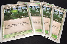 4 x Forest of Giant Plants 74/98 2016World Championship Cards Mint
