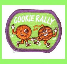 2002 Cookie Rally Girl Scout Sale Dancing Music Sale Collectors Combine Ship