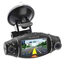 "HOT Night Vision Dual Lens HD 2.7 ""Camera Car DVR Cam Storm VCR new"