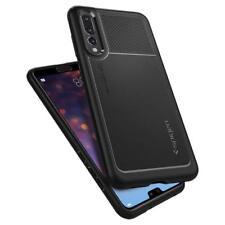 Cover Huawei P20 Pro 2018 Spigen Custodia Protettiva [Marked Armor] Nero
