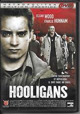 DVD ZONE 2--HOOLIGANS--WOOD/HUNNAM/ALEXANDER