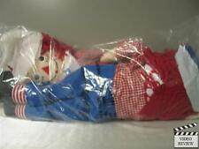 Raggedy Andy 80th Anniversary 25 inch plush doll; Applause NEW SEALED