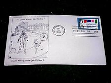 Vintage Stamp 1966 Washington DC Sixth Int'l Philatelic Exh First Day of Issue