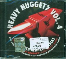 Mojo Heavy Nuggets Vol. 4 - Motorpsycho/Grails/Wolf People Cd Sigillato