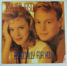 """Kylie Minogue And Jason Donovan Especially For You Single 7"""" UK 1988"""