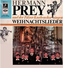 Weihnachtslieder - Canzoni di Natale - Long Playing 1966 - Vinile LP 33 giri