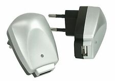 USB Stromadapter 230V auf 5V USB Buchse           #e010