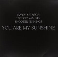 Jamey Johnson and Shooter Jennings : You Are My Sunshine VINYL (2014) ***NEW***