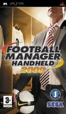 Football Manager Handheld 2009 (calcio) Sony PSP Sega