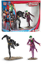 DC COMICS JUSTICE LEAGUE SUPEREROI BATMAN vs JOKER SCENARY PACK SCHLEICH 22510
