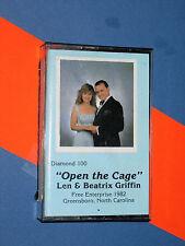 Open The Cage - Len & Beatrix Griffin; Bww Diamond 100 (1982)