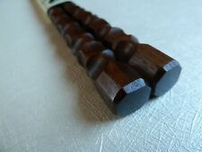Eßstäbchen,Hergestellt in Japan,Ironwood chopsticks,Eisenholz Essstäbchen+Urushi