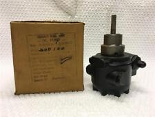 Sundstrand J2Cd 100 Rebuilt Oil Pump Left Hand Rotation, Right Hand Nozzle