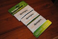 New 3 PACK OF REMINGTON SCENT BANDS FOR DOG TRAINING IN THE FIELD WASHABLE SAFE
