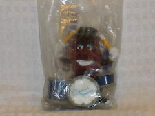 """California Raisin, New in Package, Drummer Figure, 1988, PVC, 3"""" Tall, Applause"""