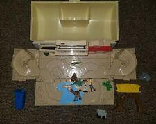 Disney Pixar Toy Story Town Foldout Wagon Portable Playset Woody Jessie Bullseye