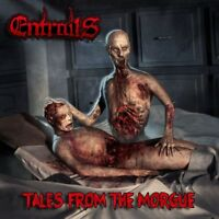 ENTRAILS - TALES FROM THE MORGUE (RE-RELEASE)   CD NEU