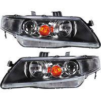 Scheinwerfer Set für Honda ACCORD CL/CM Bj. 02/03-12/05 H1/H1 mit Blinker