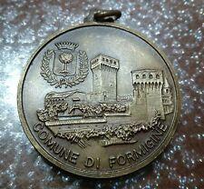 medaglia no argento COMUNE DI FORMIGINE 40 ANN.DELLA LIBERAZIONE