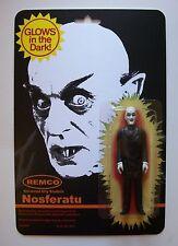 Custom made Nosferatu Remco Mini Monster 3 3/4 Vintage Style Figure MOC