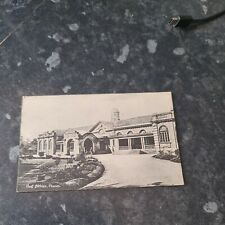 More details for post office poona india rare image unposted  c1920