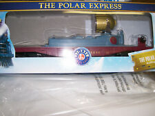 Brand New Lionel # 1928420 The Polar Express Operating Searchlight Car O Gauge
