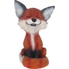 Count Fox Ornament Figure Figurine Animal Art Statuette Home Decoration Gifts