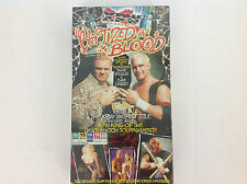 XPW Wrestling Baptized in Blood VHS Tape - VVS Films