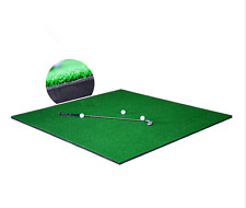 5' x 5' Golf Hitting Mat Practice Pad Chipping Driving Range Mat Indoor Outdoor