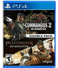 Commandos 2 & Praetorians: HD Remastered Double Pack (PlayStation 4)