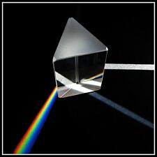 Glass Right Angled Prism 50x50mm Brand New