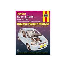 Haynes Car Repair Manual Book suits Toyota Yaris NCP90R NCP91R NCP93R 05~09 FWD