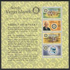 BRITISH VIRGIN ISLANDS - 1980 - Rotary International, 75th Anniversary  Sc.#384a