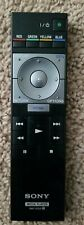 SONY RMT-D302 MEDIA PLAYER Remote / SMPN200C, SMPN200, SMPNX20 / Used.