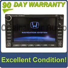 2010 - 2011 Honda Civic OEM Satellite Navigation GPS Touch Screen Radio 2ACC