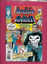 Archie Meets The Punisher Marvel/Archie Comics 1994 #1 Batton Lash NM-MT