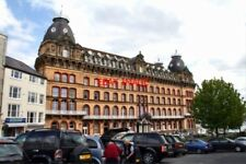 PHOTO  PUB 2010 SCARBOROUGH GRAND HOTEL BUILT IN THE DAYS WHEN A SEASIDE HOLIDAY