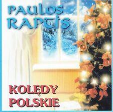 Paulos Raptis - Koledy Polskie CD Taurus Records Poland Promo