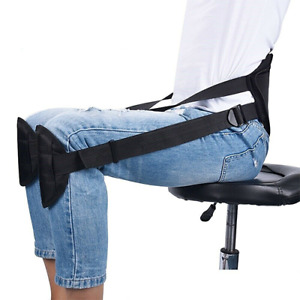 Lower Back Support Belt Better Sitting Spine Braces exercise Posture Corrector
