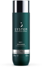 WELLA SYSTEM PROFESSIONAL MAN TRIPLE SHAMPOO - 250 ML