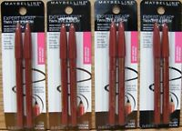 Maybelline Twin Eye & Brow Pencils *Choose Your Color* 4 Pencils Total! **READ**