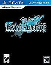 New Exist Archive: The Other Side of the Sky Game Sony PlayStation Vita PS Vita