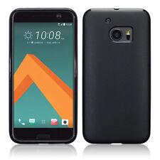 HTC 10 precisione resistente agli urti GEL balistico rinforzata con custodia nera