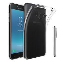 FUNDA PROTECTORA ultradelgado Silicona para Samsung Galaxy J2 Pro (2018)