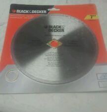 "Black And Decker Bd47701L Diamond Blade 7"""