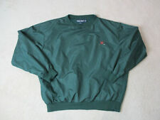 VINTAGE Ralph Lauren Polo Golf Jacket Adult 2XL XXL Green Red Golfer Mens 90s