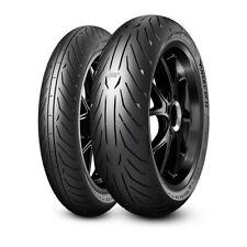 Set di 120/70 zr17 (58w) + 190/55 zr17 (75w) Pirelli Angel GT 2 II